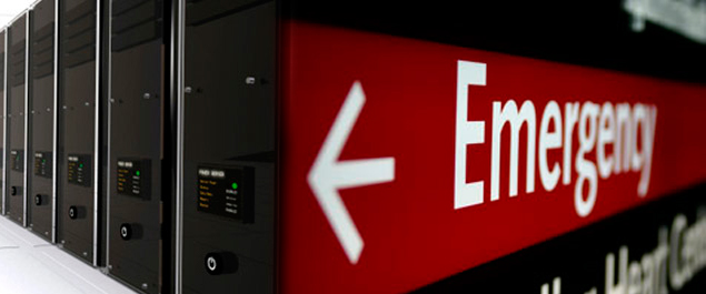 emergency data recovery denver