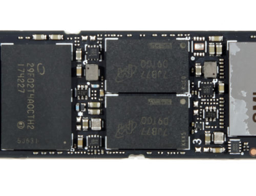 Intel's 760p NVMe SSD raises the bar.