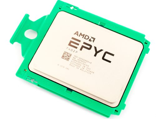 AMD Adds More EPYC CPUs