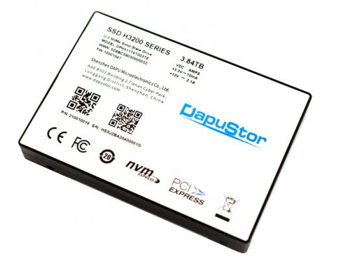DapuStor H3200 SSD Review