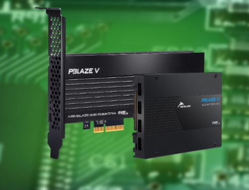 Memblaze PBlaze5 520 Series Announced