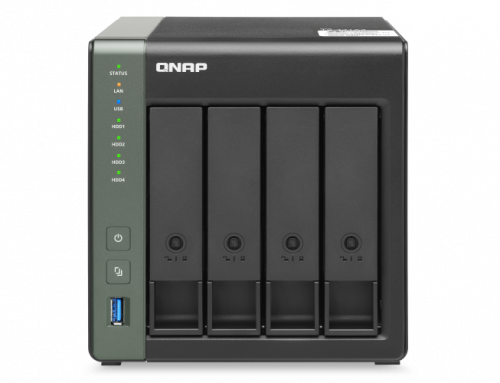 QNAP TS-431X3 NAS Now Available