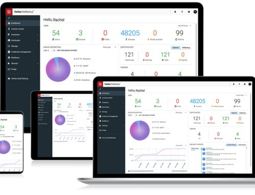 Veritas NetBackup 8.3 Announced