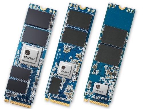 Silicon Motion Launches PCIe 4.0 NVMe 1.4 Controller