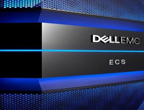 Dell EMC ECS EX-Series Adds EXF900