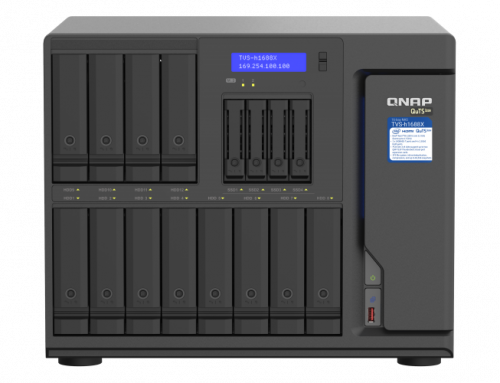 QNAP TVS-h1288X/TVS-h1688X ZFS NAS Now Available