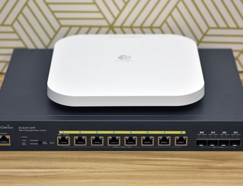 EnGenius Cloud ECS2512FP Switch and ECW230 Access Point Review