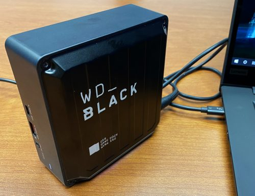 WD_Black D50 Game Dock Review